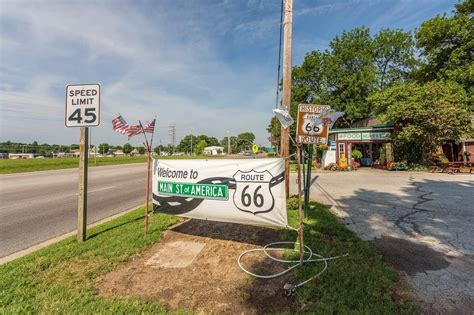 Highlights Of Route 66 Missouri In Photos Finding The Highlights Of Route 66 Kansas In Photos Finding The