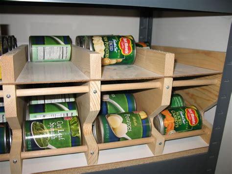 Food Pantry Rack by Canned Food Storage Rack Ar15 Prepper