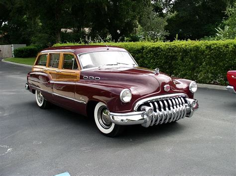 Wood Buick by 1950 Buick Estate Wagon Vehicles U S A Woodies