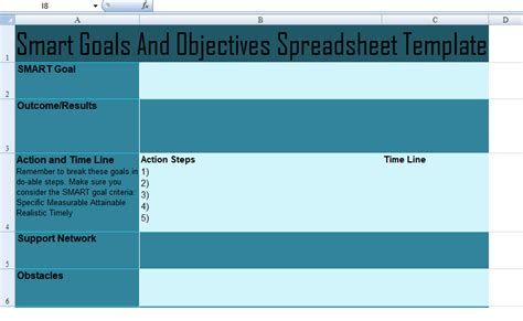 Goals And Objectives Template Excel by Get Project Communication Plan Template Spreadsheet