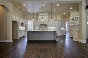 Dream kitchen really like the open concept and the neutral