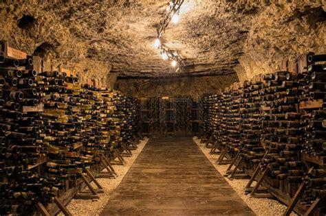 wine cellar   bottles full  red  white