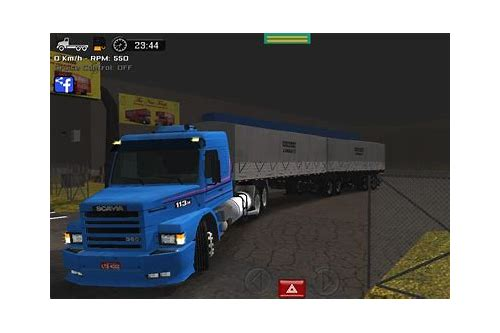 download grand truck simulator apk mod