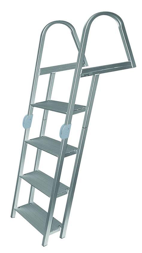 Folding Boat Lift by Best 25 Folding Ladder Ideas On A Ladder