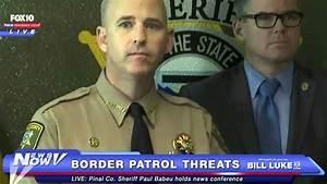 Sheriff Babeu Talks Border Patrol Threats and Immigration ...