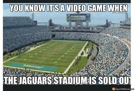 Jaguars Memes - madden jaguars stadium meme