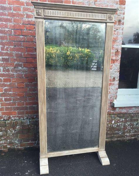 antique  standing mirrors
