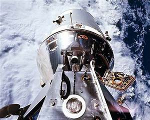 Apollo Lunar Module Docking - Pics about space