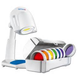 color light therapy 7 color light therapy set for bioptron pro1
