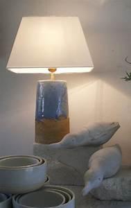 Pied De Lampe Ceramique : pied de lampe en ceramique raku design de maison design de maison ~ Teatrodelosmanantiales.com Idées de Décoration