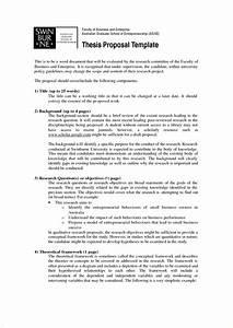 Sample Dissertation Proposal Outline Smarty Assign Variable Sample