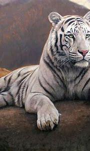 Gabriel Hermida. Pinturas. | Big cats art, Savage animals ...