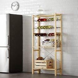 Dressing A Composer : rangement meubles de rangement modulable ou fixe ikea ~ Farleysfitness.com Idées de Décoration