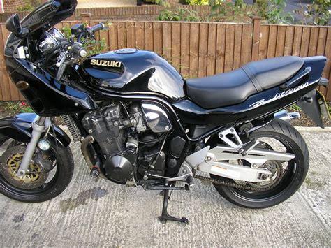 1998 Suzuki Bandit by 1998 Suzuki Gsf 1200 Bandit