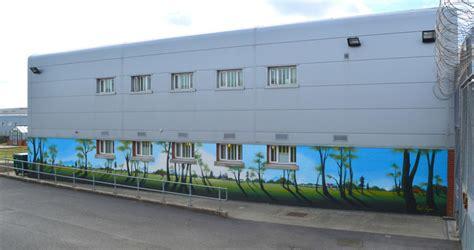 peaceful progress graffiti art cardiff wales uk