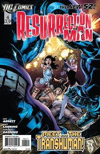 Resurrection Man  4 Review Of The New 52