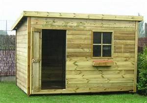 Abri De Jardin Ouvert : abris de jardin monopente ~ Premium-room.com Idées de Décoration