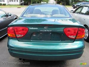 1999 Oldsmobile Alero Gl Sedan In Jade Green Metallic