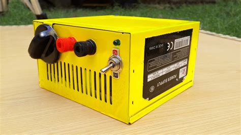selectable voltage power supply  computer