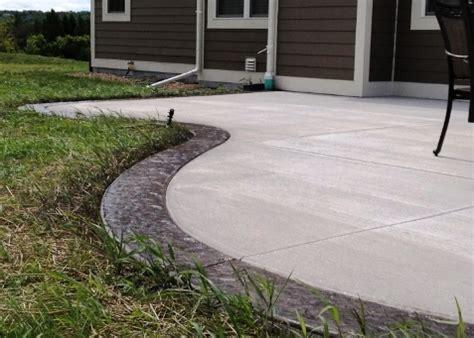 paver patio estimate concrete patios and paver patios estimate stuart lawn and land