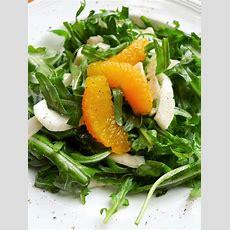 Rucolafenchelsalat Mit Orangen Kochen  Kochen Rezepte