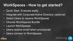 Amazon WorkSpaces – Fully Managed Desktops in the Cloud