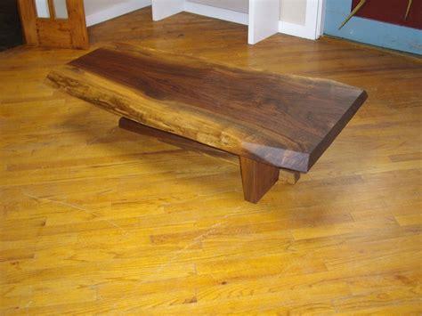 custom  edge coffee table  peter lawrence