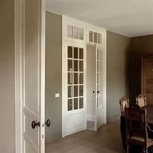 Double Porte Interieure Vitree Collection Et Porte Double
