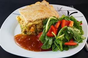 Spicy Samosa Bake with Fresh Salad and Mango Chutney | MY ...