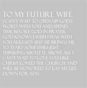 future wife quotes
