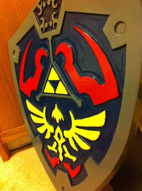 master sword hylian shield costume prop  pictures
