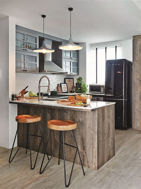 Contemporary Kitchens For Large And Small Spaces by 10 Small Space Open Concept Kitchen Designs Home Decor
