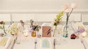 Decoration De Table De Mariage : comment decorer table mariage ~ Melissatoandfro.com Idées de Décoration