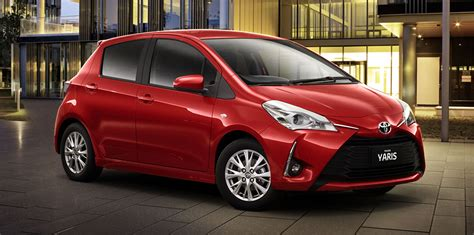 Toyota Of by 2017 Toyota Yaris Pricing And Specs Update Photos 1 Of 4