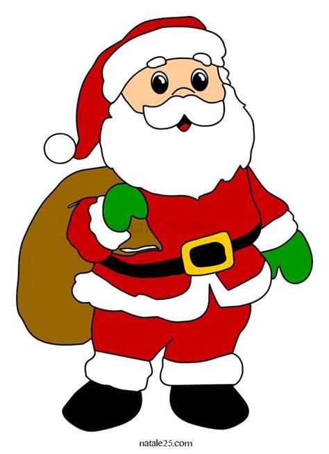 Clipart Babbo Natale Pin Immagini Babbo Natale On