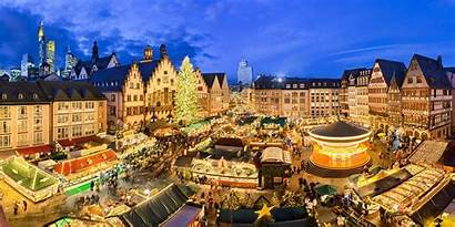 German Markets Julemarked Trafalgar Rhinen Frankfurt Tours