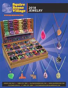 Jewelry Catalog - Squire Boone Village Products - Bloom