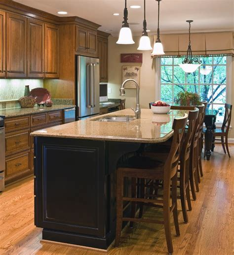 Kitchen: lowes kitchen islands with seating Home Depot