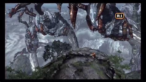 God Of War 3 Kratos Vs Poseidon Boss Battle Hd Youtube