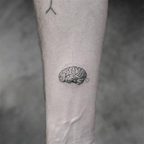brain tattoo ideas  pinterest alien tattoo