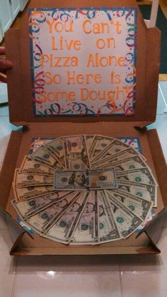 fun   give money   grad diy xmas gifts diy