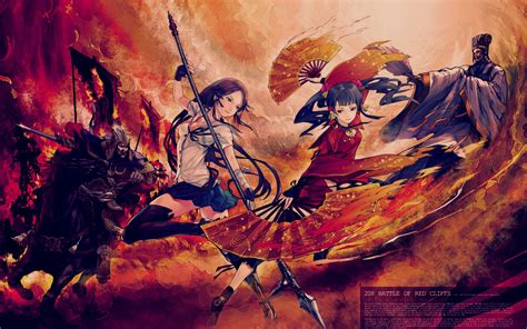 Anime Kingdom Wallpaper - anime of the three kingdoms wallpapers and images