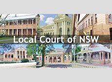 Court locations