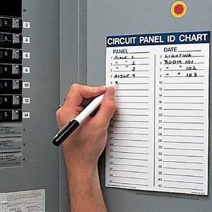 circuit panel id chart kit circuit breaker seton With electrical panel numbering