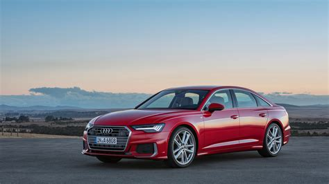 2019 audi a6 news 2019 audi a6 arrives packed with high tech features