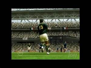 Rugby 06 Xbox Gameplay - Kicks and Hits - YouTube
