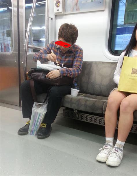 지하철 민폐 Vs 그럴 수 있다 포텐터진 게시판 에펨코리아