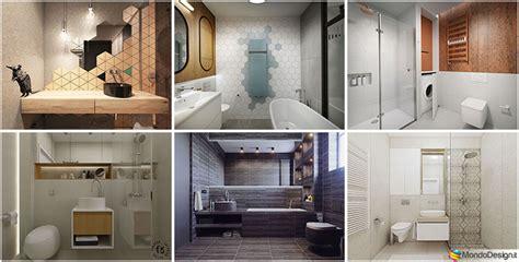 esempi di bagni piccoli bagno piccolo moderno ecco 25 progetti di design