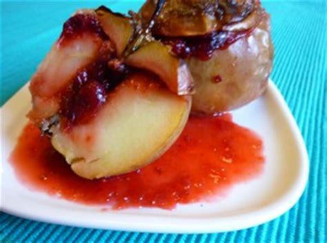cuisiner les airelles pommes aux airelles plat du jour recettes de cuisine