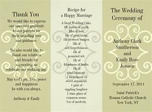 26 wedding brochure templates free sample example for Free wedding brochure templates download